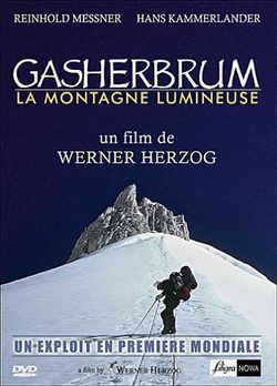 Cartel de Gasherbrum, la montaña luminosa