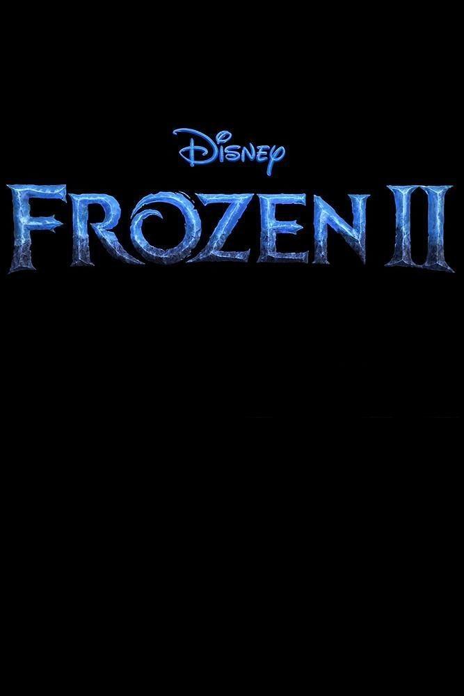 Cartel Póster teaser Frozen 2 de 'Frozen 2'