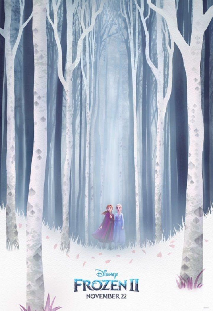 Cartel Póster de 'Frozen 2'