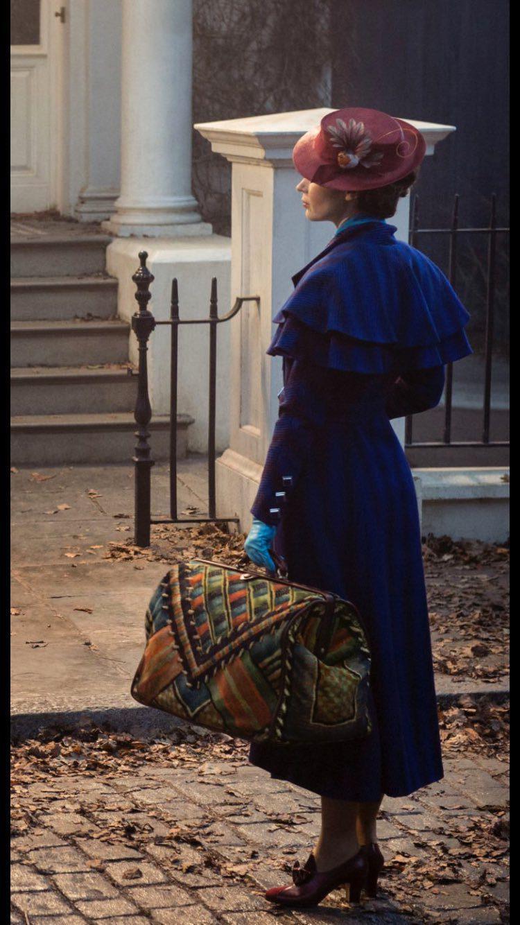 Cartel El regreso de Mary Poppins de 'El regreso de Mary Poppins'
