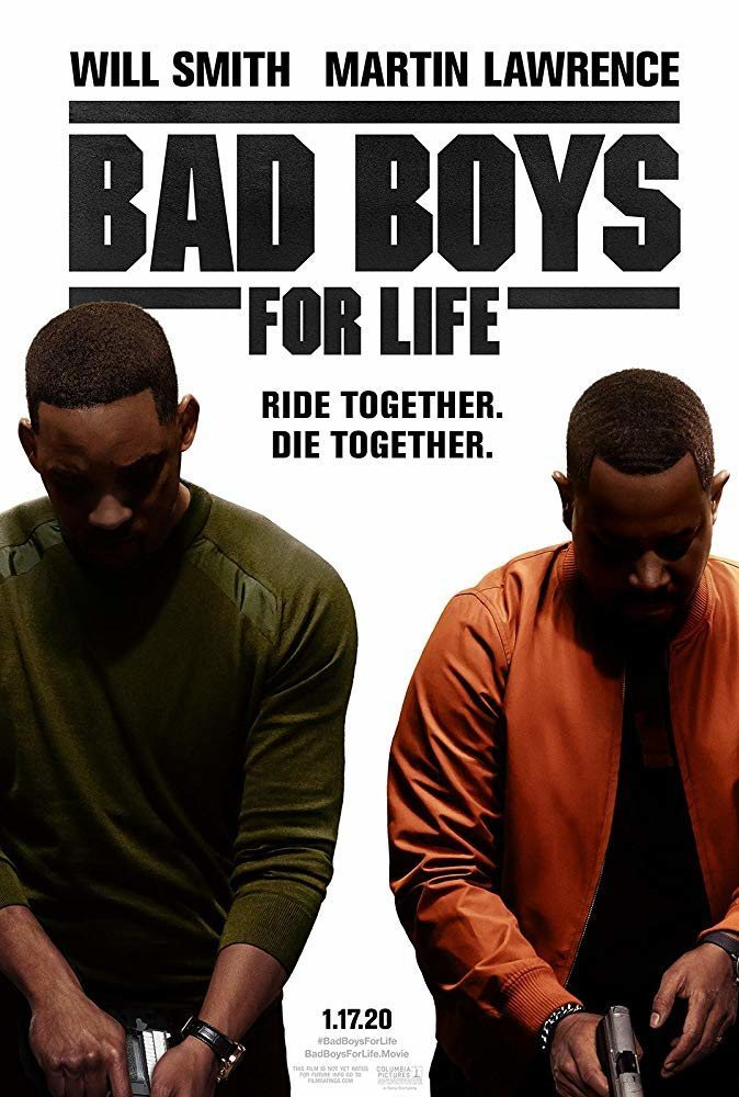 Cartel Cartel 'Bad boys for life' de 'Bad Boys For Life'