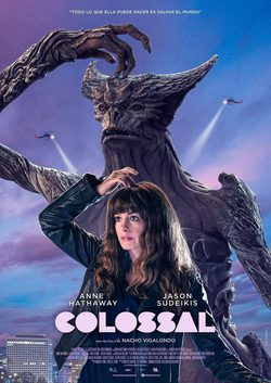 Cartel de Colossal