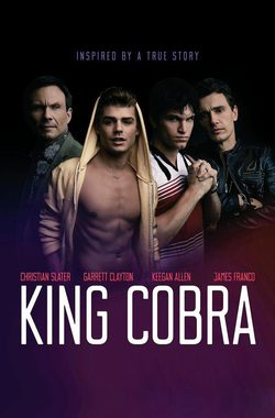 Cartel de King Cobra