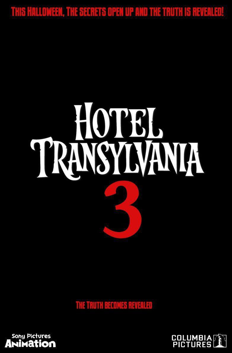 Cartel Cartel promocional de 'Hotel Transilvania 3: Unas vacaciones monstruosas'