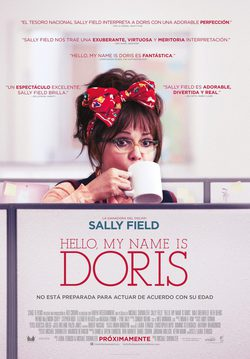 Cartel de Hello, My Name Is Doris