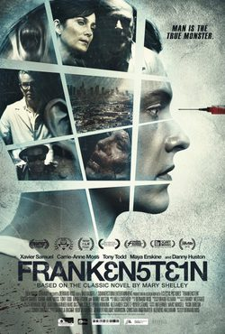 Cartel de Frankenstein