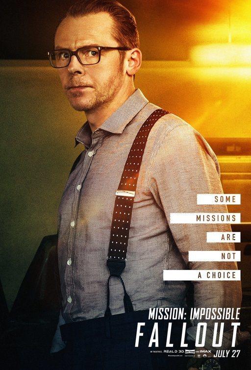Cartel teaser 5 de 'Misión Imposible: Fallout'
