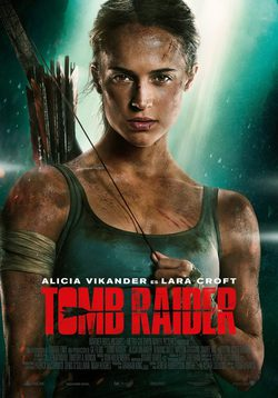 Cartel de Tomb Raider