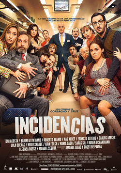 Cartel de Incidencias