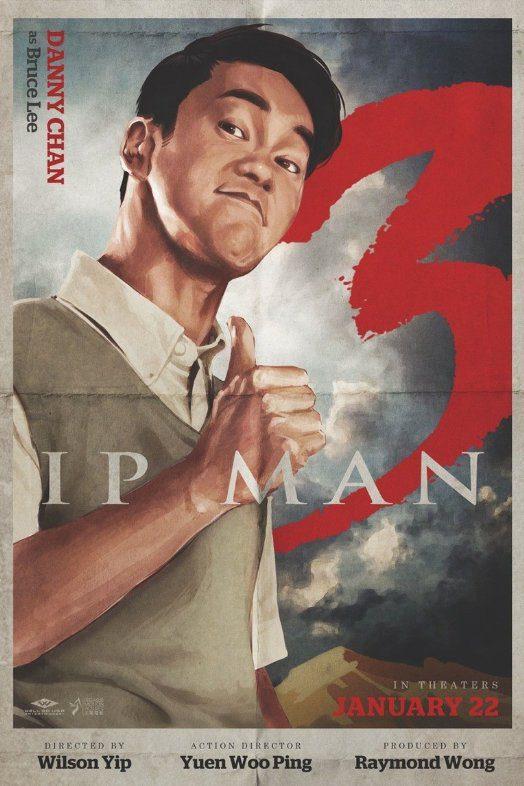 Ip Man 3 Bruce Lee