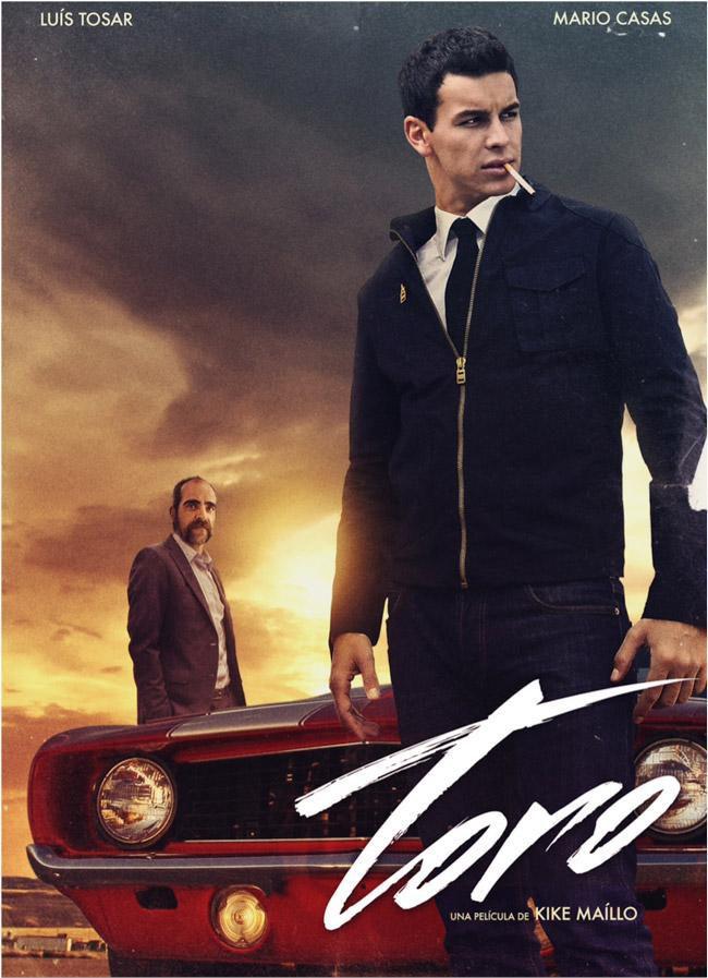 Cartel España de 'Toro'