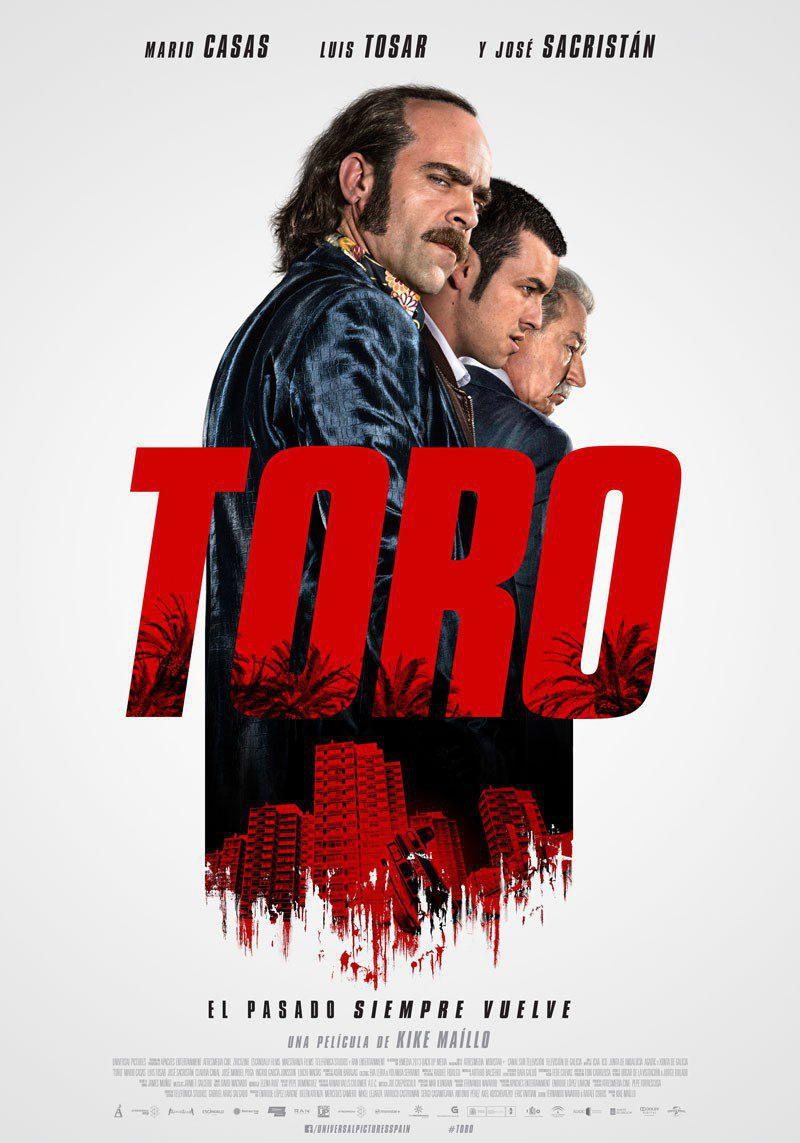 Cartel España #2 de 'Toro'