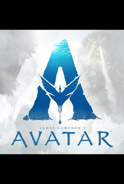 Cartel de Avatar 3