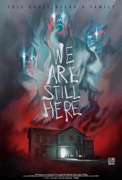 Cartel de We Are Still Here