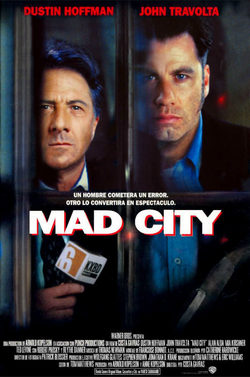 Cartel de Mad City
