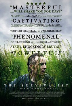Cartel de The Survivalist