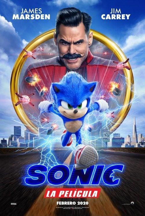 Sonic: La película (2020)