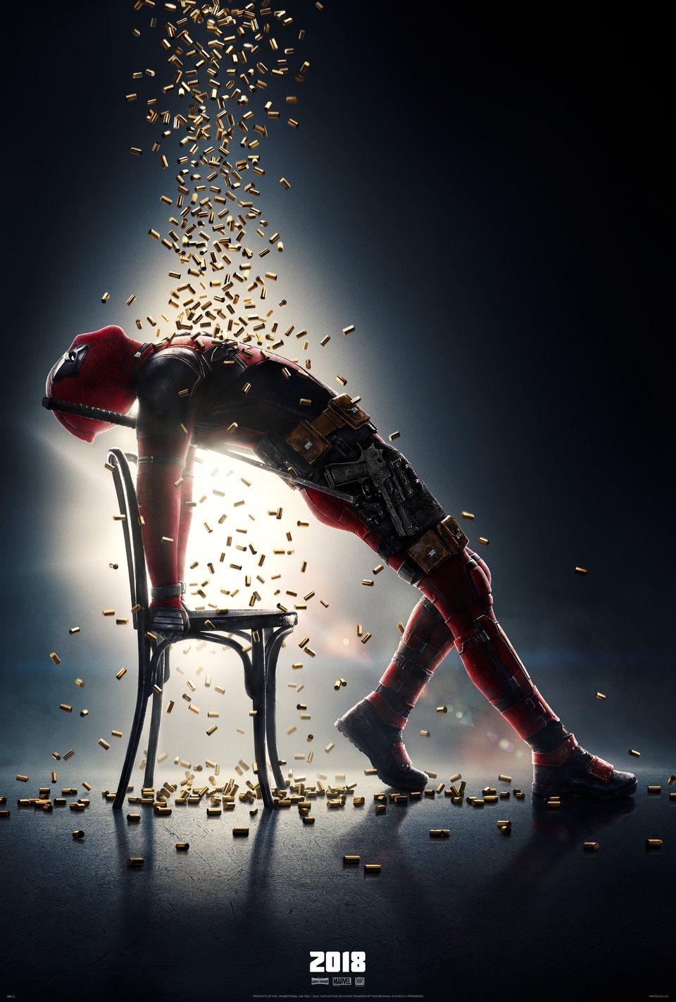Cartel Estados Unidos de 'Deadpool 2'