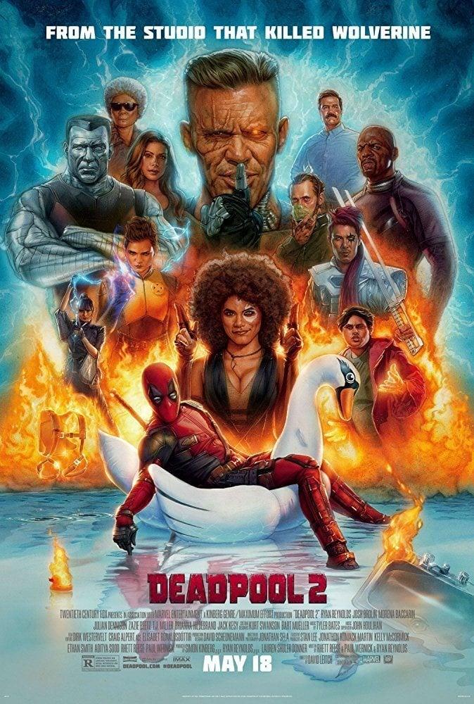 Cartel #2 de 'Deadpool 2'