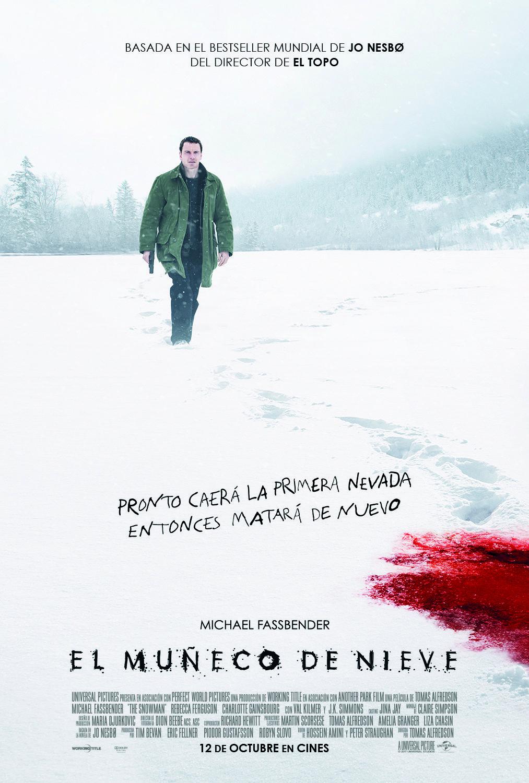 Cartel Póster 'El muñeco de nieve' #2 de 'El muñeco de nieve'