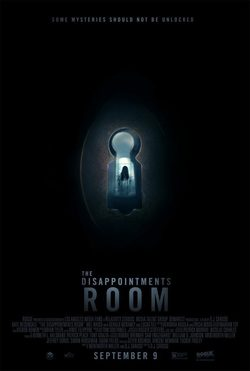 Cartel de The Disappointments Room