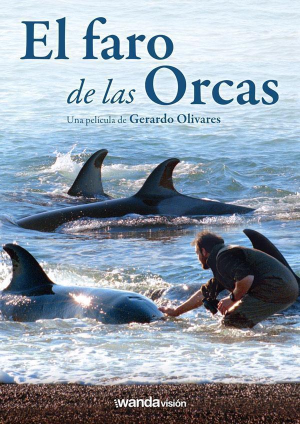 Cartel España de 'El faro de las orcas'