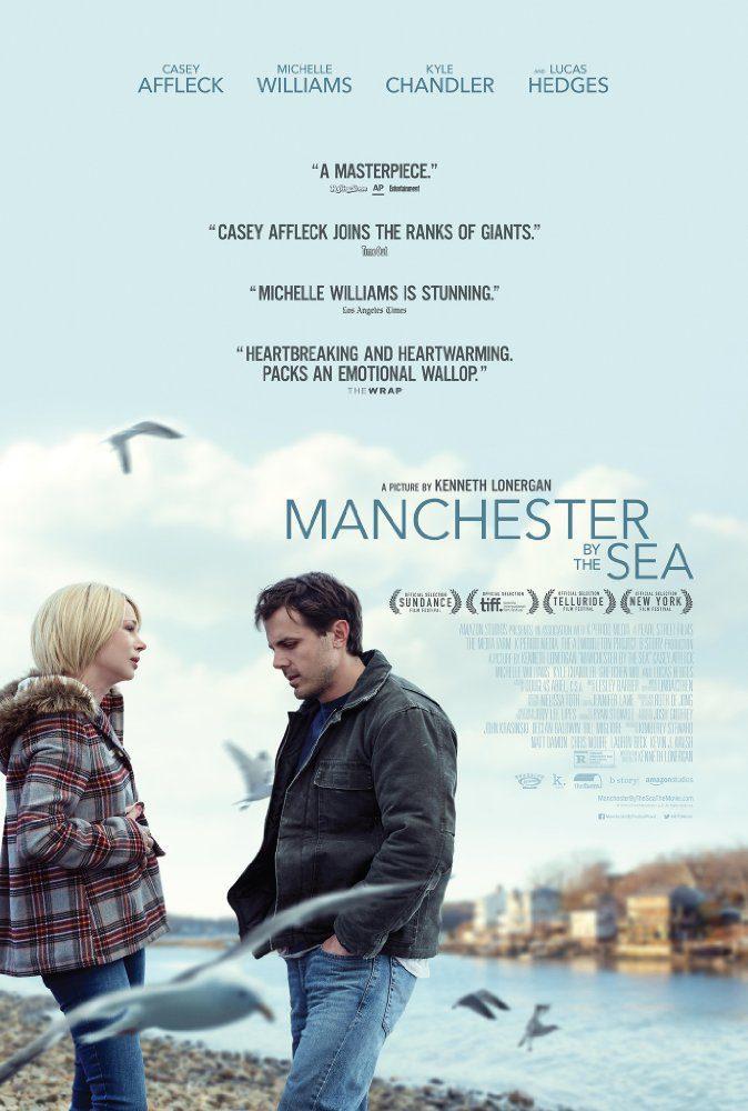 Cartel Estados Unidos de 'Manchester frente al mar'