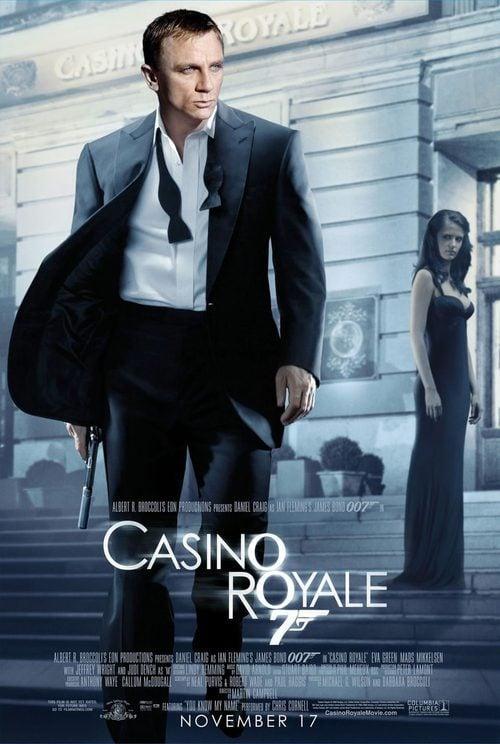 Casino Royale 2006 Película Ecartelera