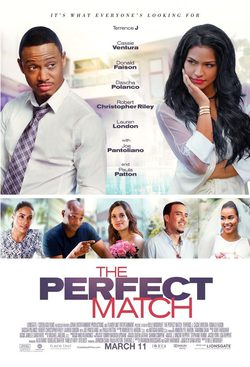 Cartel de The Perfect Match