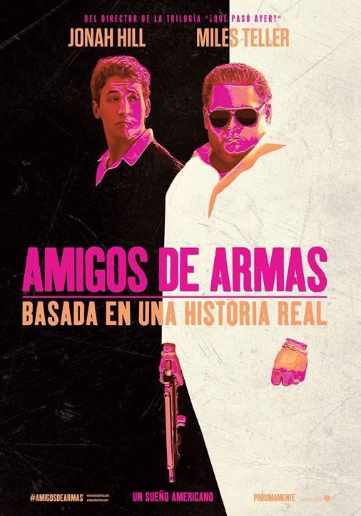 Cartel México #1 de 'Juego de armas'