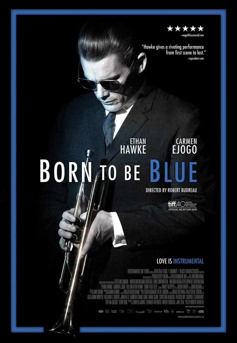 Cartel Estados Unidos de 'Born to Be Blue'