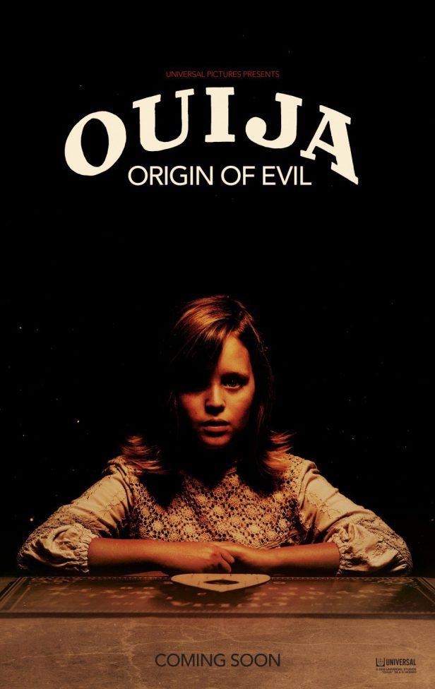Cartel Estados Unidos de 'Ouija: El origen del mal'