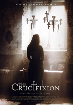 Cartel de The Crucifixion