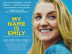 Cartel de My name is Emily