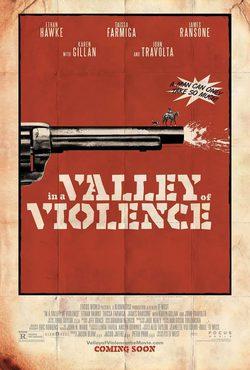 Cartel de In a Valley of Violence