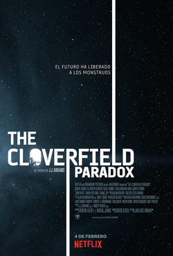 Cartel de The Cloverfield Paradox