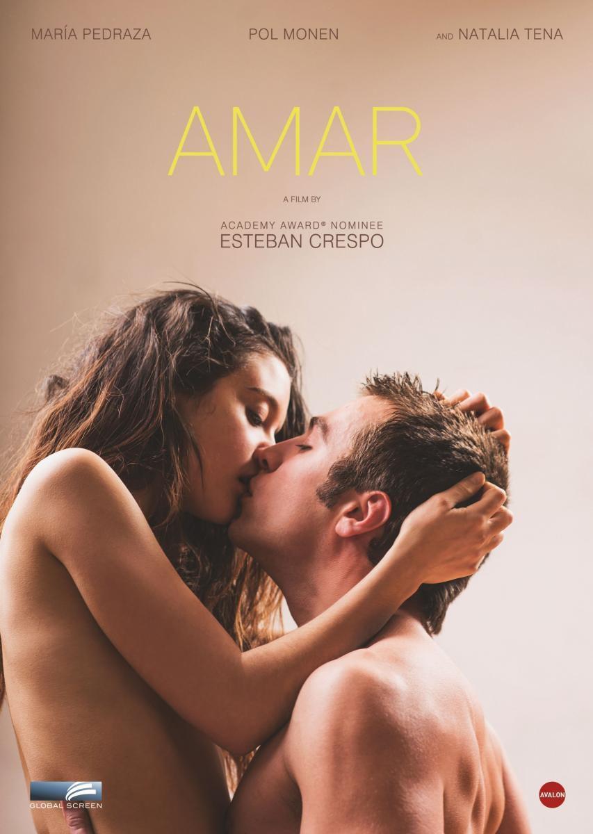 Cartel Teaser de 'Amar'