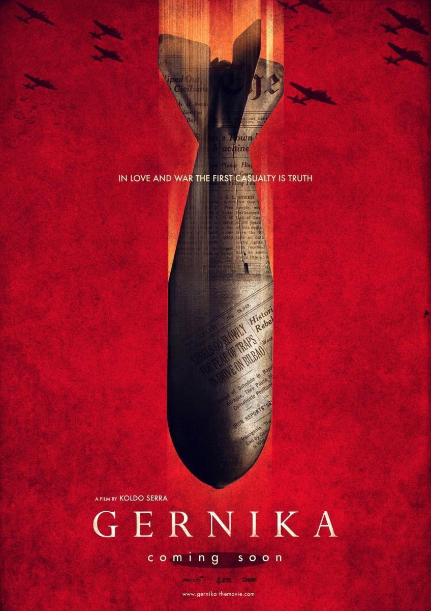 Cartel Estados Unidos de 'Gernika'