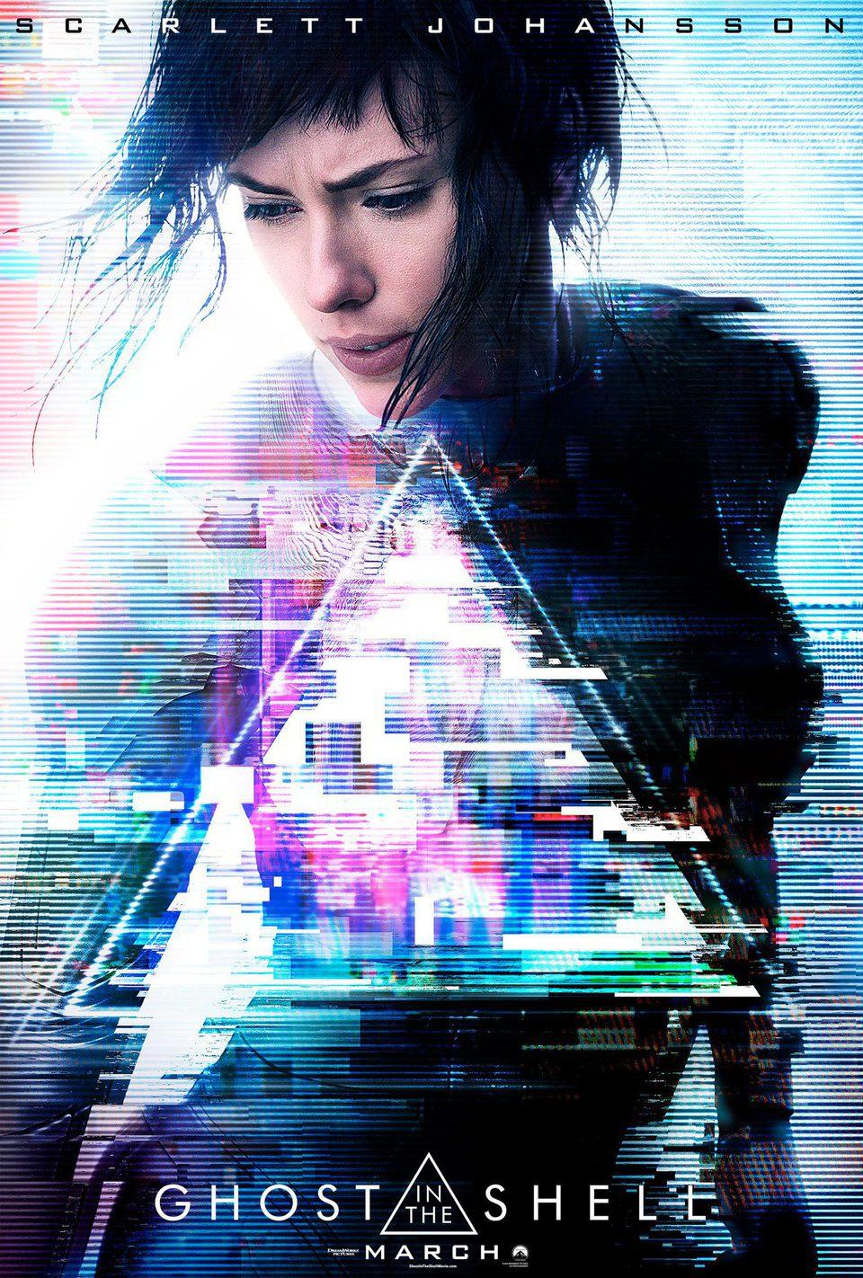 Cartel Cartel oficial de 'Ghost in the Shell: El alma de la máquina'