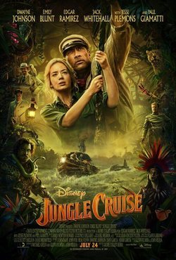 Cartel de Jungle Cruise