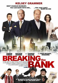Cartel de Breaking The Bank