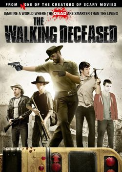 Cartel de The Walking Deceased