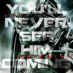Cartel de The Predator