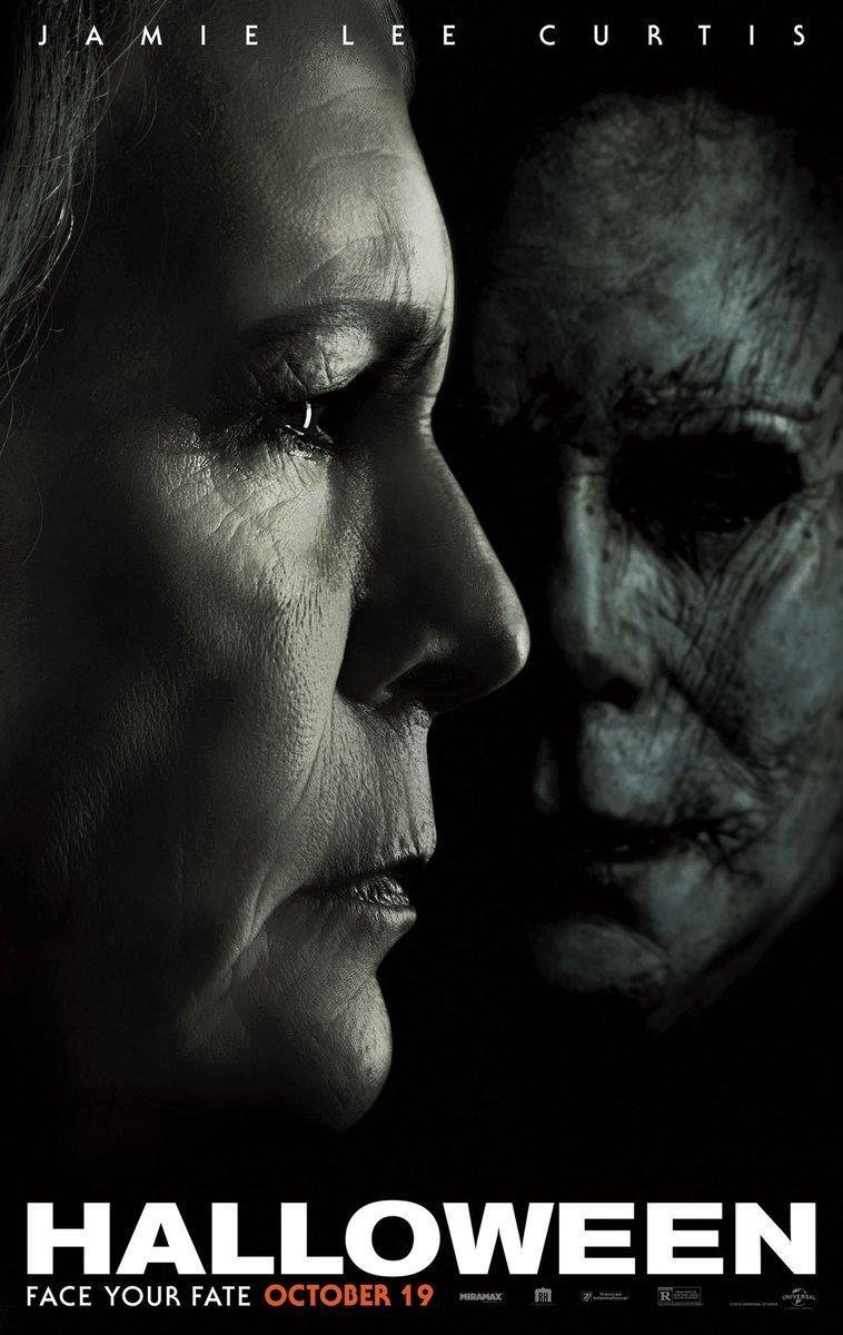 Cartel Poster EE.UU. de 'La noche de Halloween'
