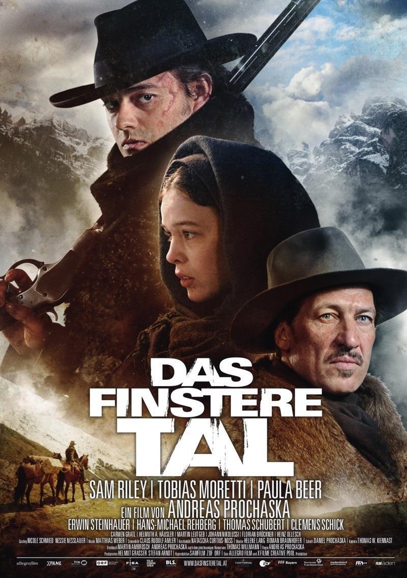 Cartel Austria de 'El valle oscuro'