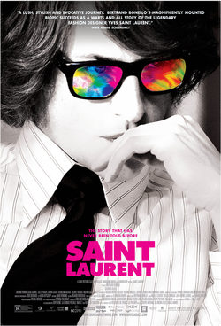 Cartel de Saint Laurent