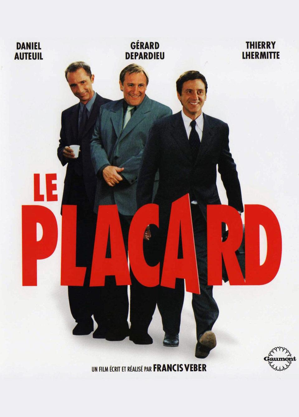 Cartel Francia de 'Salir del armario'