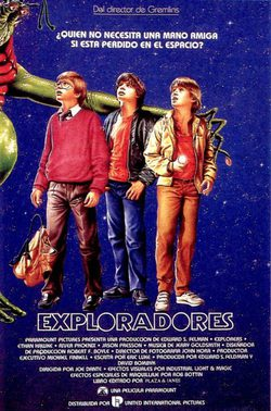 Cartel de Exploradores