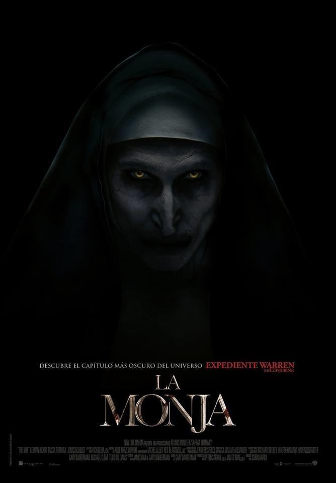 Cartel Póster español #2 de 'La Monja'