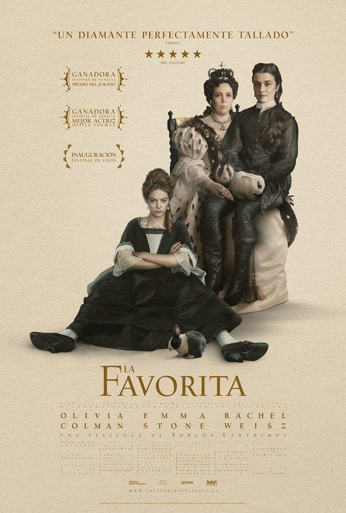La favorita (2018) streaming